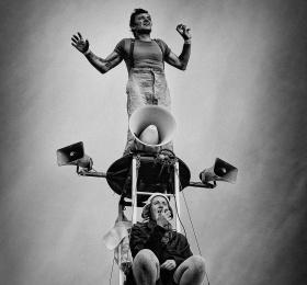 Image Cie Xav to Yilo - Maison Feu Cirque