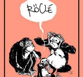 Röclé (Guitare et dessins improvisés)