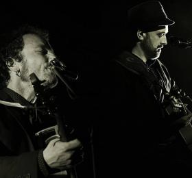 Image Alex De Vree & Erwan Le Fichant (Blues Folk & Dark Country)  Jazz/Blues