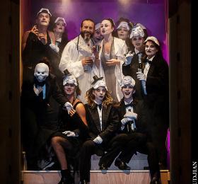 Image Électre des bas-fonds Théâtre