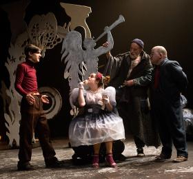 Image Le grand théâtre d'Oklahama Théâtre