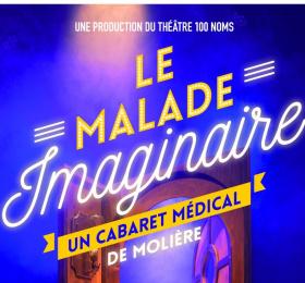 Image Le Malade Imaginaire Théâtre