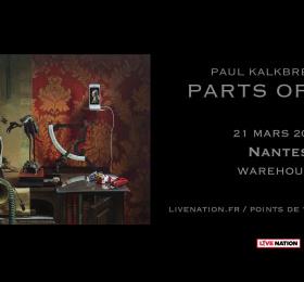 "Image Warehouse prés. Paul Kalkbrenner ""Parts of life"" Electro"