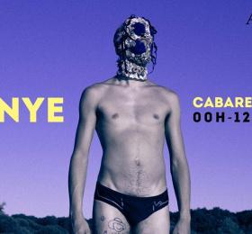 Androgyne NYE • Cabaret • 00h-12h