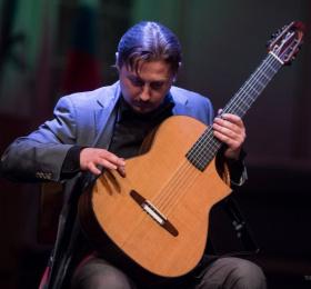 Image Alexeï Khorev : virtuose russe de la guitare Classique/Lyrique