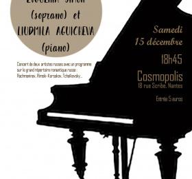 Image Airs et romances russes Classique/Lyrique