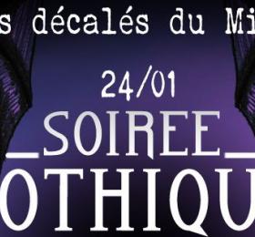 Soirée Gothique - Les Jeudis Décalés du Michelet