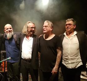 Image Swing Society avec Boris Blanchet Jazz/Blues