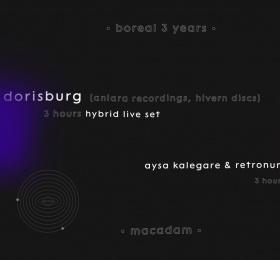 Boreal 3 years / Dorisburg