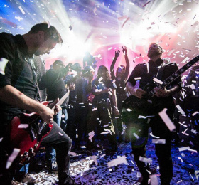 Image Tides From Nebula + Guest Rock/Pop/Folk