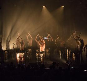 Les Tambours du Bronx - Metal Show