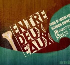 Image Entre Deux Eaux (concert caritatif contre l osteosarcome ) Rock/Pop/Folk