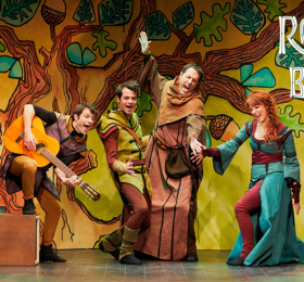 Image Robin des Bois, l'aventure musicale Théâtre