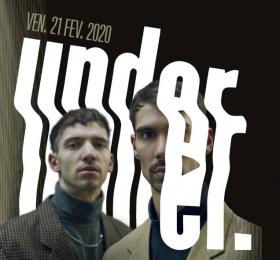Under. FJAAK (Live), Trym, H.Mess, Quentin Schneider