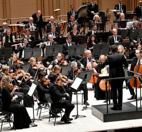 Image Programme Mahler, Dvorák et Lacaze Classique/Lyrique