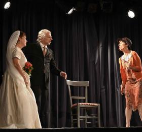 Image La réunification des 2 Corées. Episode 2 Théâtre