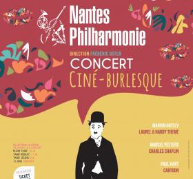 Image Ciné-burlesque, venez rire en musique ! Ciné-concert