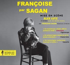 Image Françoise par Sagan Théâtre