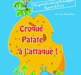 Image Croque patate à l'attaque Théâtre