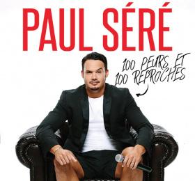 Image Paul Séré - 100 peurs et 100 reproches Humour