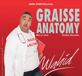 Image Wahid - Graisse Anatomy Humour