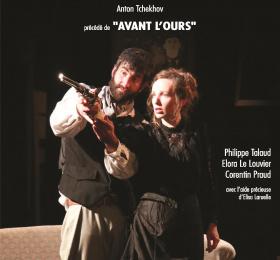 Image L'ours Théâtre