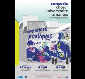 Image Concert du Choeur Universitaire de Nantes Classique/Lyrique