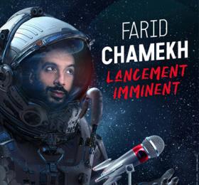 Image Farid Chamekh - Lancement imminent Humour
