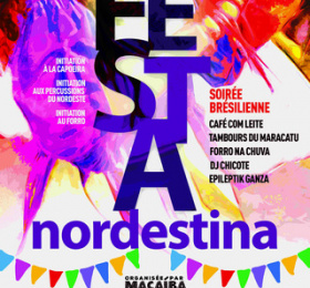 Image Festa Nordestina 2021 Musique du monde