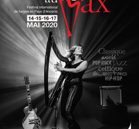 Harpes au Max : Récital