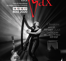 Harpes au Max : Talents d'ici