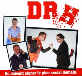 Image DRH, une comédie de Sarah Laurent  Théâtre