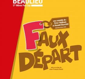 Image Faux départ Théâtre