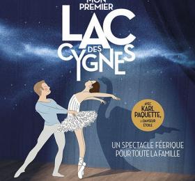 Image Mon Premier Lac des Cygnes  Danse