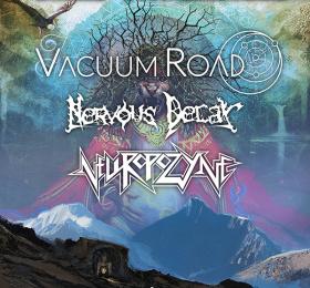 Image Far Away • Vacuum Road • Nervous Decay • Neuropozyne | Nantes Métal