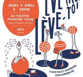 Image Eve (Re)Lève-Toi Spectacle musical/Revue