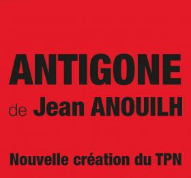 Image Antigone de Jean Anouilh Théâtre
