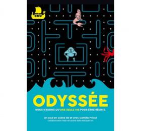 Image L'odyssée (tout public) Théâtre