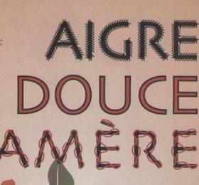 Image Aigre douce amère Théâtre