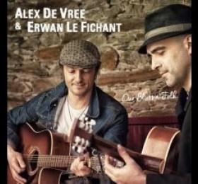 Image Alex de Vrée et Erwan Le Fichant Rock/Pop/Folk