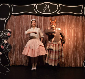 Image Alice au pays des merveilles Théâtre