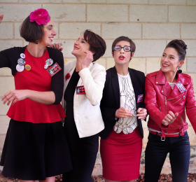 """Image Apéro concert avec """"Allez les filles !"""" Chanson"""