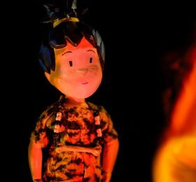 Image Anga fils du feu Marionnettes/Objets