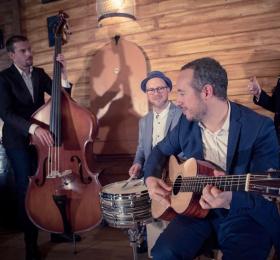 Image Arnaud Fradin & his Roots Combo Jazz/Blues
