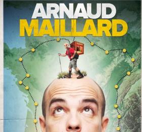 Image Arnaud Maillard «Marche sur la tête» Humour