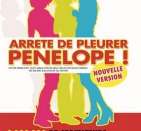 Arrête de pleurer, Pénélope !