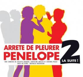 Arrête de pleurer, Pénélope 2, la suite !