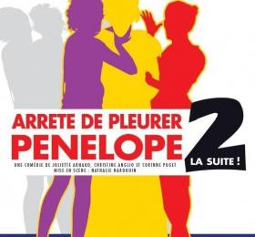 Image Arrête de pleurer, Pénélope 2, la suite ! Humour