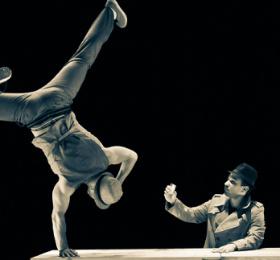 Ballet Bar, Cie Pyramid