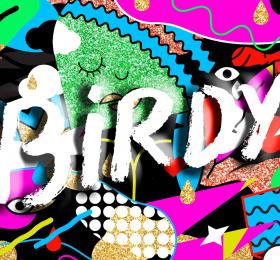 """Image La Birdy du Collectif """"Usées Coutumes"""" Electro"""